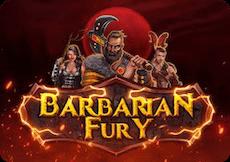 BARBARIAN FURY BONUS BUY SLOT