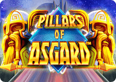 PILLARS OF ASGARD BONUS BUY SLOT
