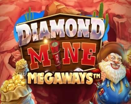 DIAMOND MINE MEGAWAYS SLOT FREE PLAY & REVIEW