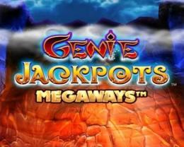 GENIE JACKPOTS MEGAWAYS SLOT FREE PLAY & REVIEW