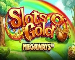 SLOTS O' GOLD MEGAWAYS SLOT REVIEW & FREE PLAY