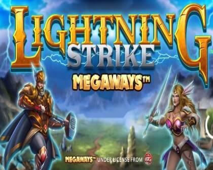 LIGHTNING STRIKE MEGAWAYS SLOT REVIEW & FREE PLAY
