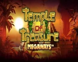 TEMPLE OF TREASURE MEGAWAYS SLOT REVIEW & FREE PLAY