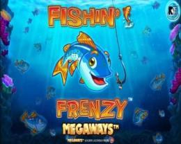 FISHIN FRENZY MEGAWAYS SLOT REVIEW & FREE PLAY