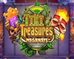 PLAY TIKI TREASURES MEGAWAYS™ FOR FREE