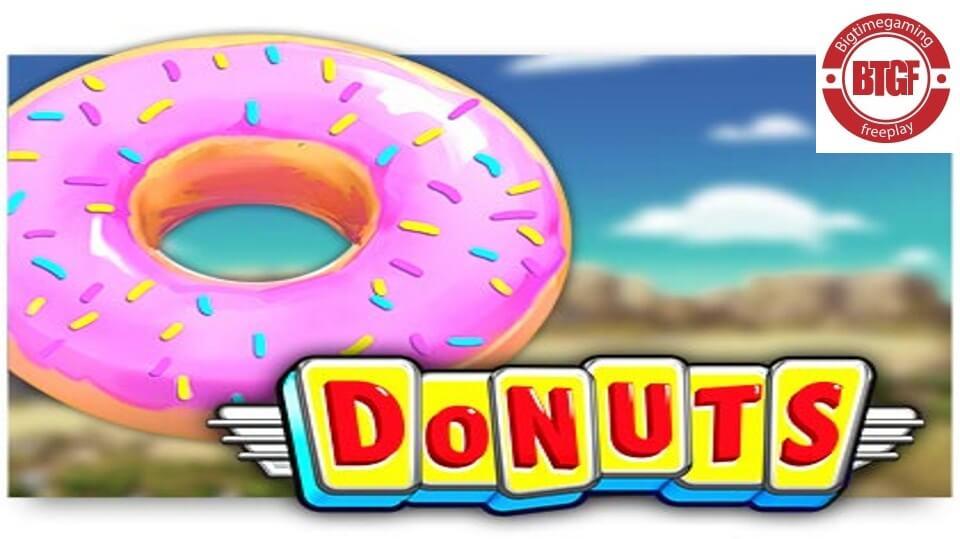 DONUTS SLOT FREE PLAY