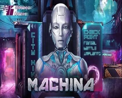 PLAY MACHINA MEGAWAYS™ DEMO FREE PLAY