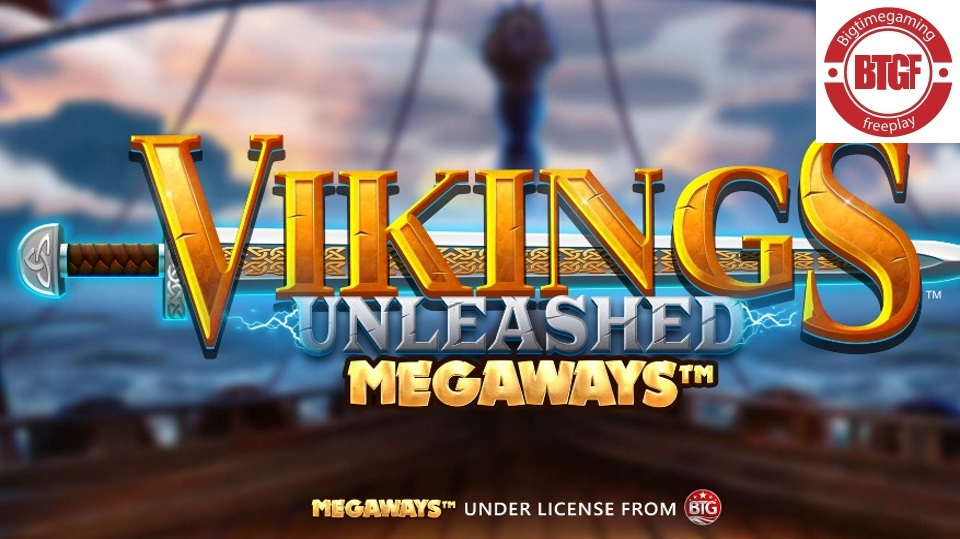 VIKINGS UNLEASHED MEGAWAYS™ SLOT FREE PLAY