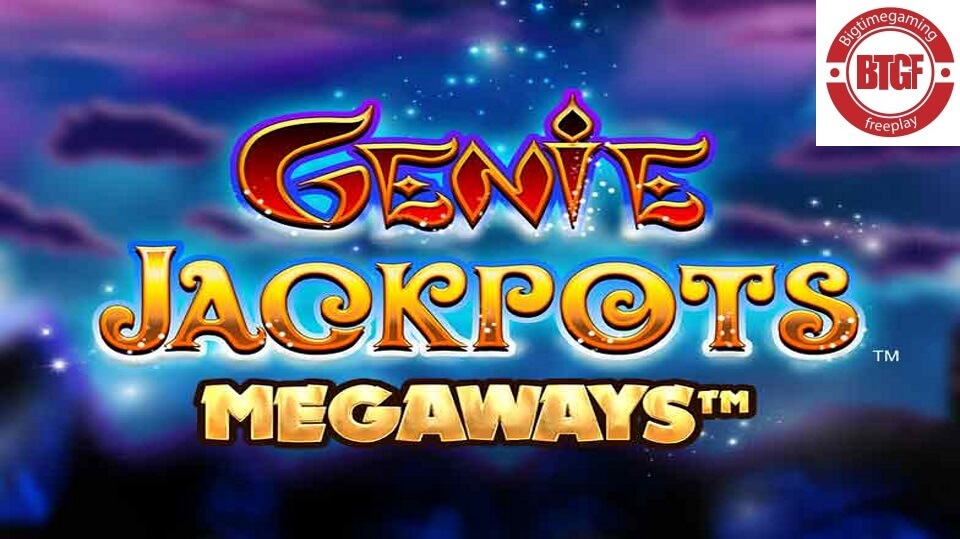 GENIE JACKPOTS MEGAWAYS™ SLOT FREE PLAY