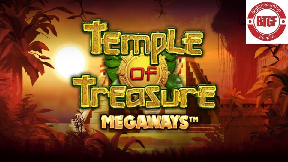 TEMPLE OF TREASURE MEGAWAYS™ SLOT FREE PLAY & REVIEW