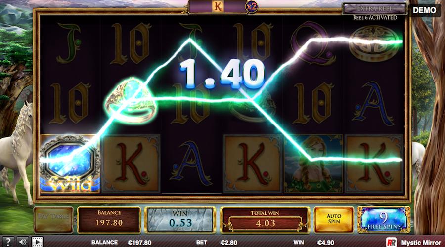 Spiele Mystic Mirror - Video Slots Online