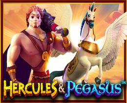 PLAY HERCULES AND PEGASUS SLOT FOR FREE