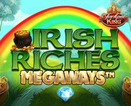 PLAY JACKPOT KING ON IRISH RICHES MEGAWAYS™ SLOT DEMO