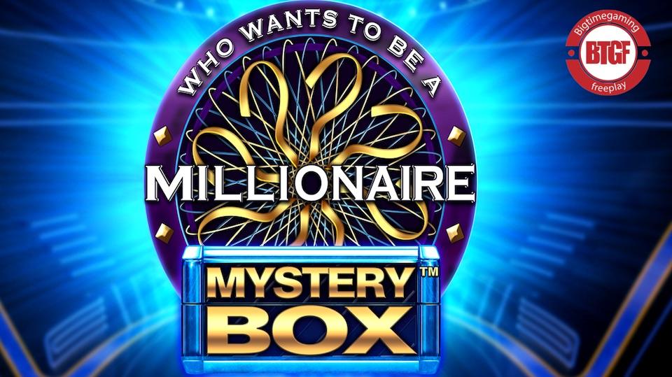 MILLIONAIRE MYSTERY BOX SLOT FREE PLAY