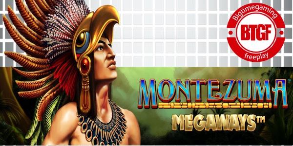 MONTEZUMA MEGAWAYS™ SLOT FREE PLAY