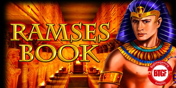 RAMSES BOOK SLOT FREE PLAY