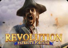 REVOLUTION PATRIOTS FORTUNE DEMO SLOT