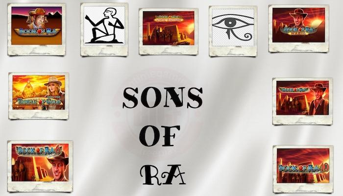 PLAY BOOK OF RA SLOTS