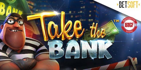 TAKE THE BANK SLOT FREE PLAY
