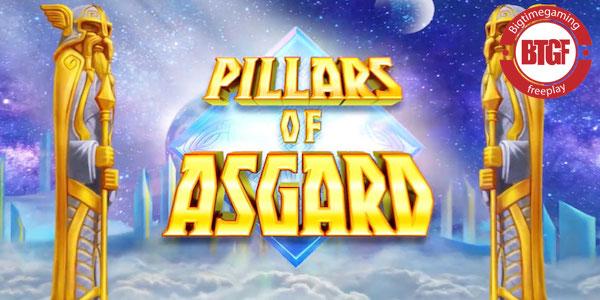 PILLARS OF ASGARD FREE PLAY