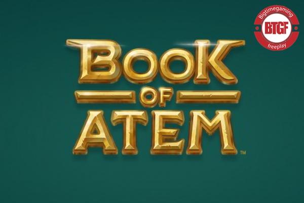 BOOK OF ATEM FREE PLAY