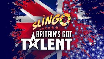 BRITAINS GOT TALENT SLINGO FREE PLAY