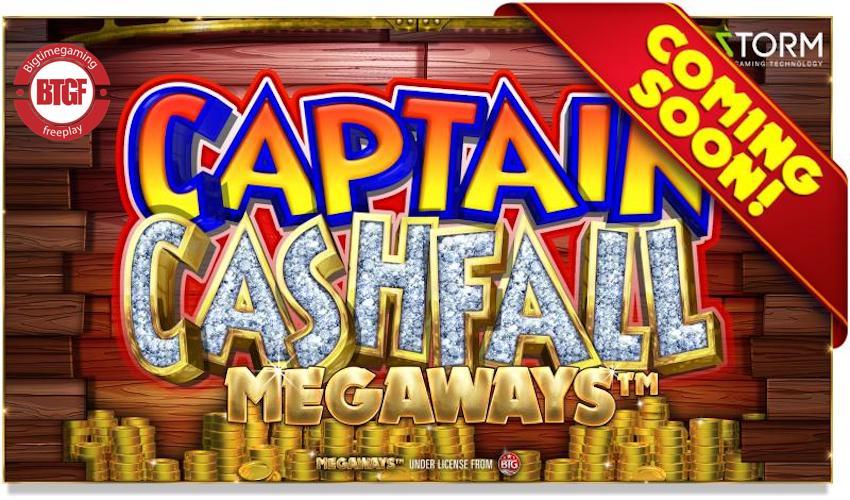 CAPTAIN CASHFALL MEGAWAYS™ SLOT FREE PLAY