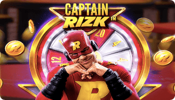 CAPTAIN RIZK MEGAWAYS™