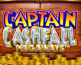 CAPTAIN CASHFALL MEGAWAYS™