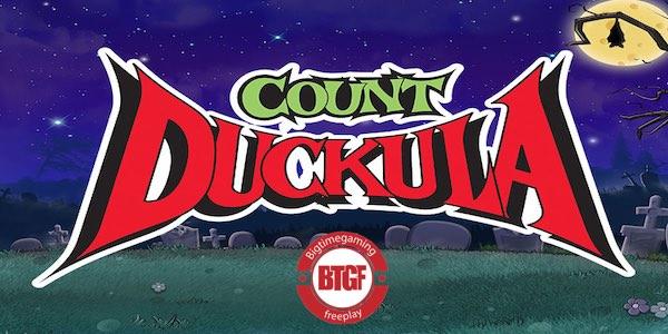 COUNT DUCKULA SLOT FREE PLAY