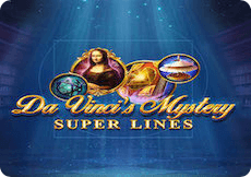 DA VINCI'S MYSTERY SUPER LINES