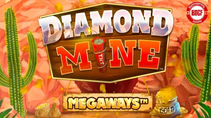 DIAMOND MINE MEGAWAYS™ FREE PLAY