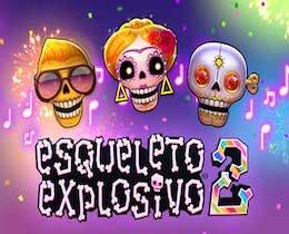 ESQUELETO EXPLOSIVO 2 FREE PLAY