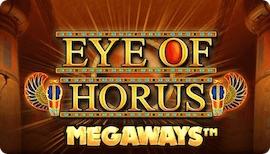EYE OF HORUS MEGAWAYS™ DEMO