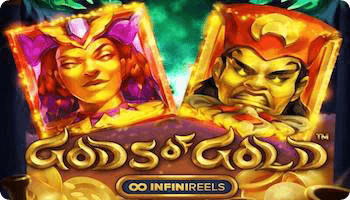 GODS OF GOLD INFINIREELS DEMO