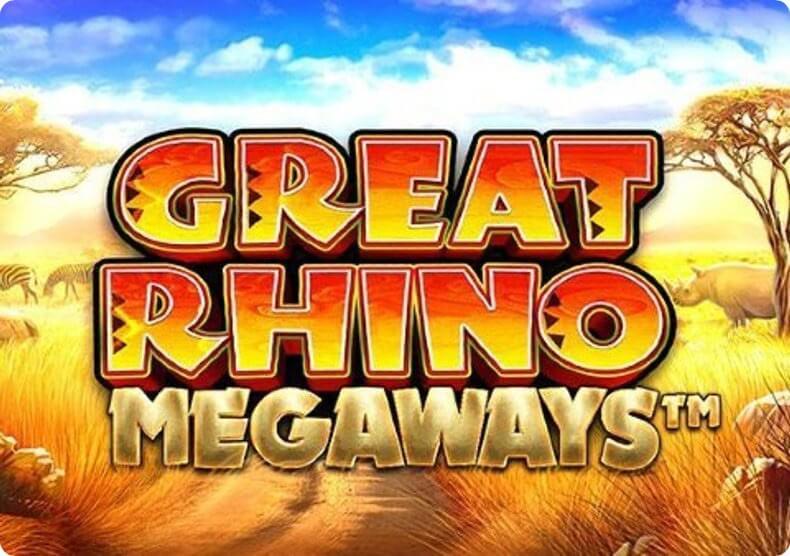 GREAT RHINO MEGAWAYS™ DEMO