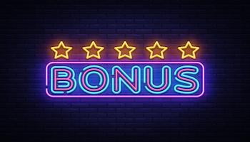 Grab a bonus