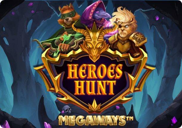 HEROES HUNT MEGAWAYS™ DEMO