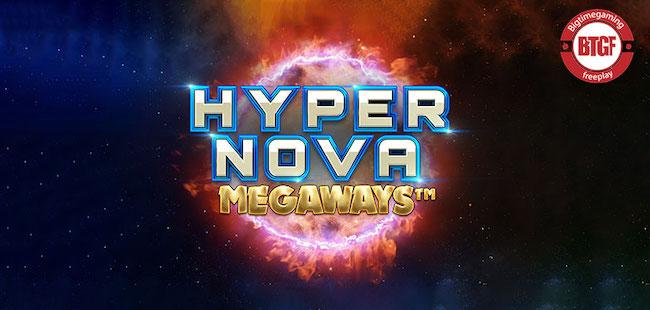 HYPERNOVA MEGAWAYS™ FREE PLAY
