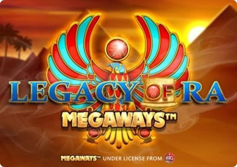 LEGACY OF RA MEGAWAYS™ DEMO