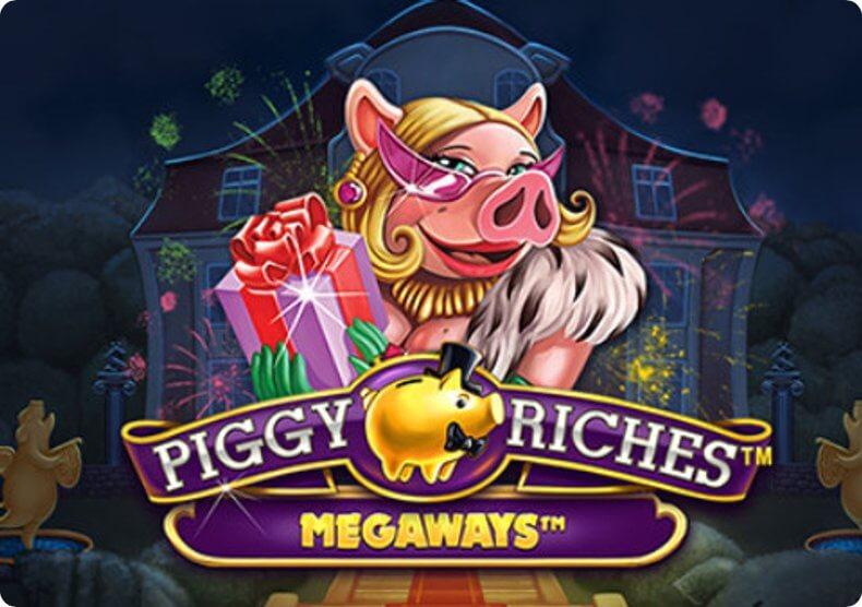PIGGY RICHES MEGAWAYS™ DEMO