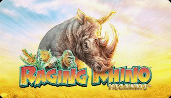 RAGING RHINO MEGAWAYS™ DEMO