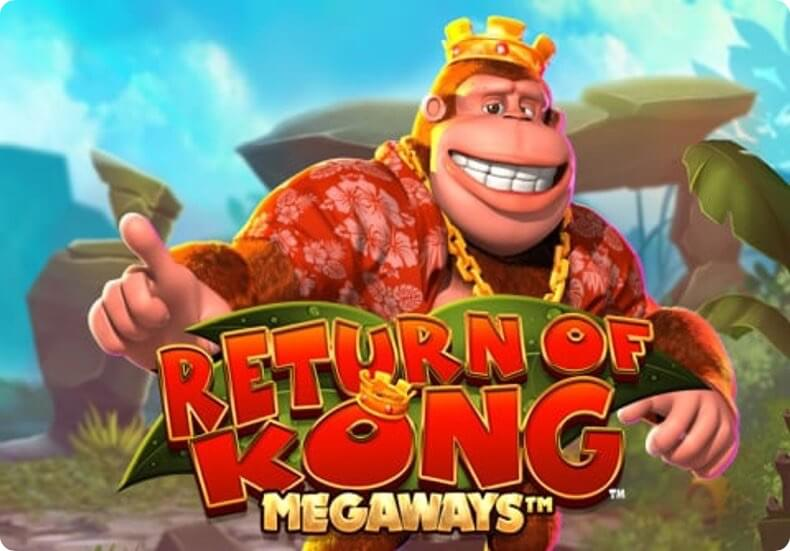 RETURN OF KONG MEGAWAYS™ DEMO