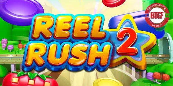 REEL RUSH 2 SLOT FREE PLAY