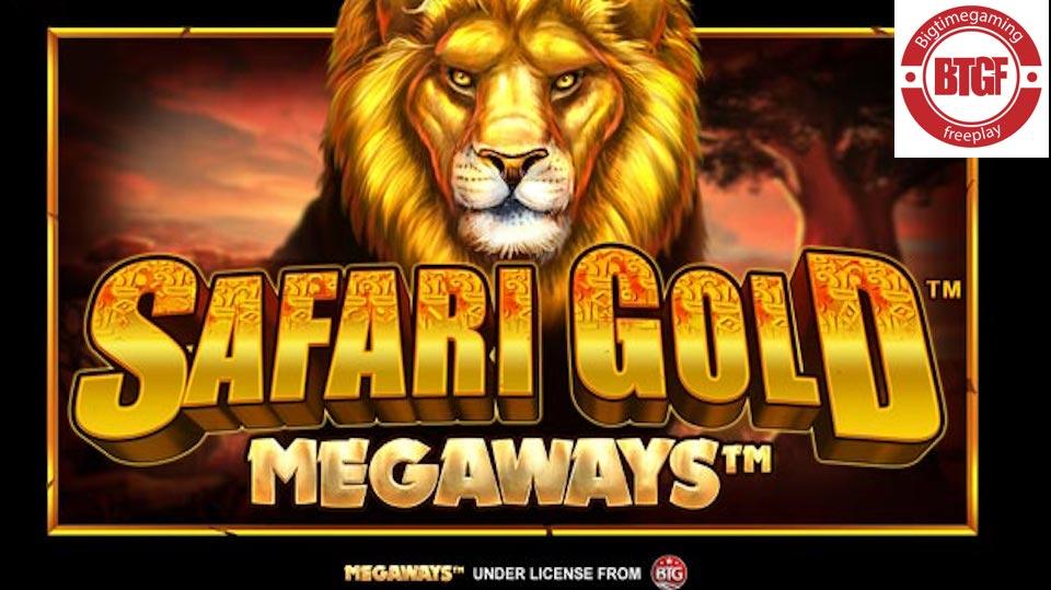 SAFARI GOLD MEGAWAYS™ SLOT FREE PLAY