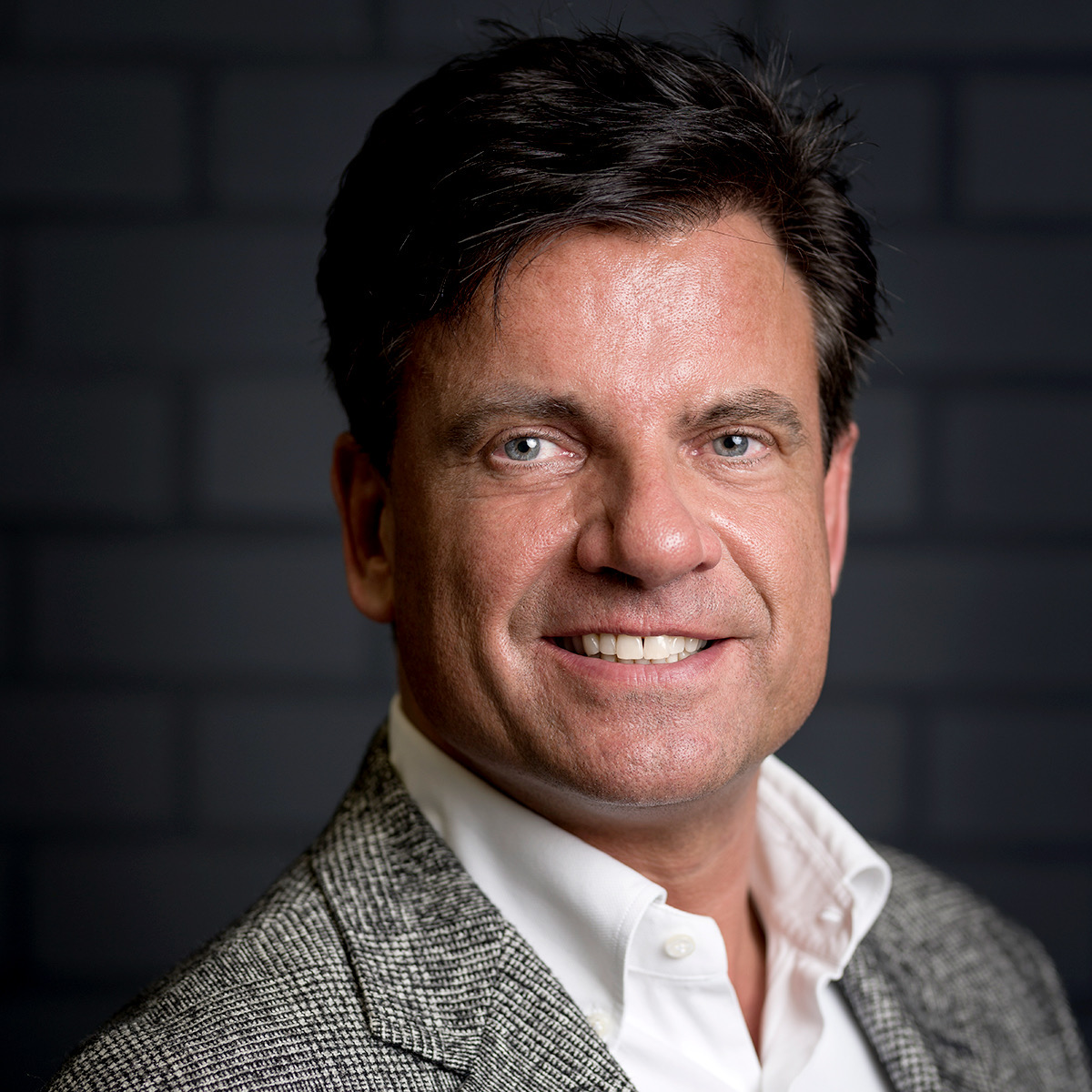 STEPHAN VAN DEN OETELAAR IS THE CEO AT STAKELOGIC