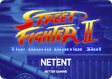 STREET FIGHTER 2 SLOT
