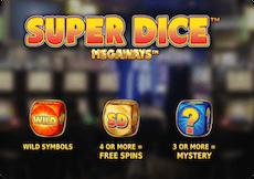 SUPER DICE MEGAWAYS™ DEMO