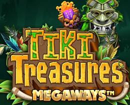 TIKI TREASURES MEGAWAYS™ SLOT REVIEW AND DEMO PLAY