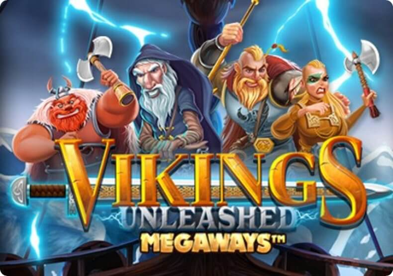 VIKINGS UNLEASHED MEGAWAYS™ DEMO